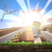 【Minecraft】傾福さん
