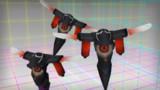 【MMD-OMF9】クリオス【モデル配布】【MMDアリスギア】
