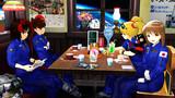 スターラスターガール 宇宙基地の喫茶店