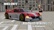 MMD OMF9 アッソルート・ファタリタっぽいモデル