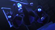 【MMD-OMF9】モブクリーチャー「魔人形」