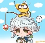 """""""雲"""" 龍さん"""