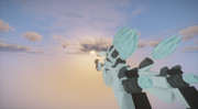 [Minecraft/JointBlock]JBで人型ロボ作ってみた3