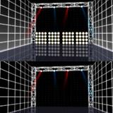 【MMD-OMF9】照明ステージ