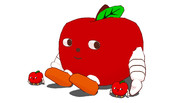 【MMD-OMF9】りんごろうさん