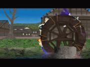 【MMD-OMF9】水車