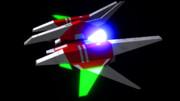【MMD-OMF9】レイクライシス自機WR-01R