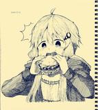 ハンバーガー食べたい