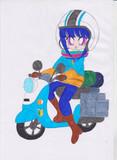 しまりんバイク