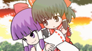 【動画制作感想】45・私たちが博麗だ!~Reimu of two sparkles~