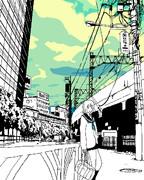 渋谷のどっか裏のところだったはず