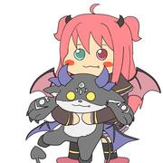 子悪魔とコアラ