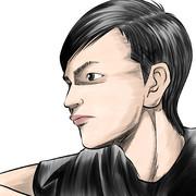 いざ!チュートリアル徳井氏の似顔絵描いてみた。お笑い好上委員会。