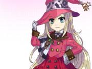 自作RPG Wトレイターズの魔女っ娘