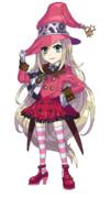 自作RPG Wトレイターズの魔女っ娘 静止画版