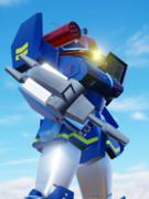 【MMDダグラム】24部隊