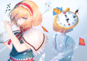 [ALICE ecila]in Wonderland