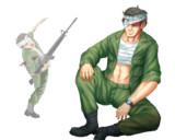 ベトコン☆に出てきた一般PTSD米兵