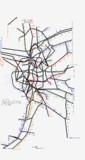 大阪府路線図 2019-05-2版