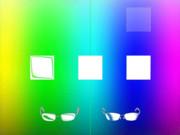 【MMD】眼鏡用スフィアマップ