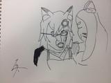 糸引き仙狐さん
