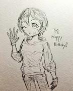 さきちゃん誕生日おめでとう!