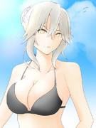 【FGO】アルトリアランサーに水着を着て欲しかっただけ