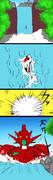 登竜門の鯉のぼり
