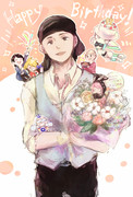 コットン太郎さんお誕生日おめでとうございます!