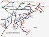 神奈川県路線図 2019-05