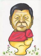 中国のプーさん