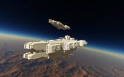 ひゅうが型宇宙戦艦