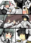 霞に感謝する漫画12