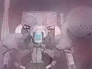 サヘラントロプスが報復心を未来にうち放つのだ!