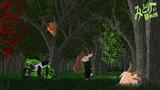 【第3回みどりの静画博】…時に森の下で眠る…