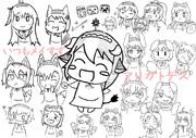 【メイド道とすずの日常】NEW!メイすず完走記念で全員集合!