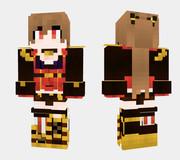 ジャン・バール Minecraft skin - アズールレーン