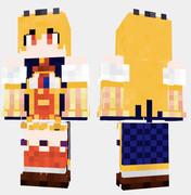 リシュリュー アズールレーン Minecraft Skin