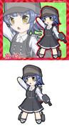 朝潮型駆逐艦9番艦 霰・改二
