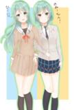 氷川さんちの仲良し姉妹