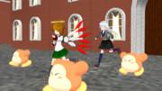 【ゲームセンター泊地来訪記】ゼナちゃん達と遊ぶ神無月【02鎮守府の日常】