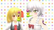 【MMD-OMF9】しんけんっ【Fate/MMD】