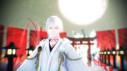【MMD-OMF9】『神のまにまに』by 舞親式 鶴丸国永