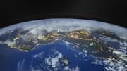 地球 地上の光