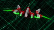 【MMDモデル修正】レイクライシス自機WR-01R_ver1.01【配布】