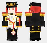 モナーク アズールレーン Minecraft Skin