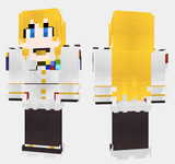 ノースカロライナ アズールレーン Minecraft Skin