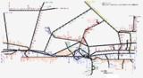 兵庫県路線図 2019-05