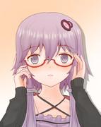 眼鏡ゆかりさん