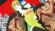 ワニワニ玲霞さん2【Fate/MMD】